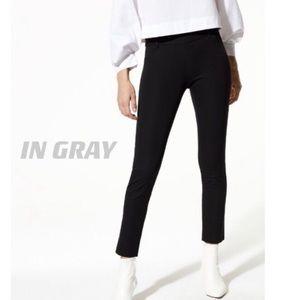 ✨NEW Aritzia Babaton Elliot Gray Pants Sz 0